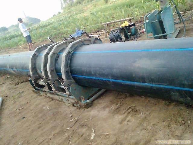菏泽定陶县900口径给水管网项目