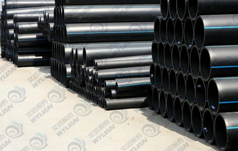 聚乙烯原料持续高涨管道企